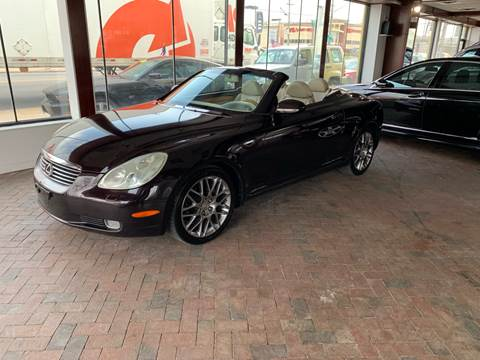 2002 Lexus SC 430 for sale in Inwood, NY