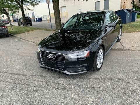 2014 Audi A4 for sale in Inwood, NY