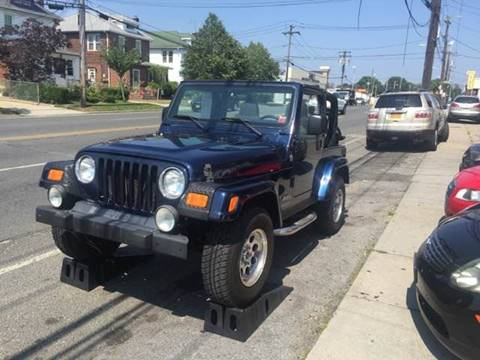 2006 Jeep Wrangler for sale in Lawrence, NY