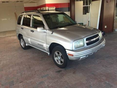 2003 Chevrolet Tracker for sale in Lawrence, NY