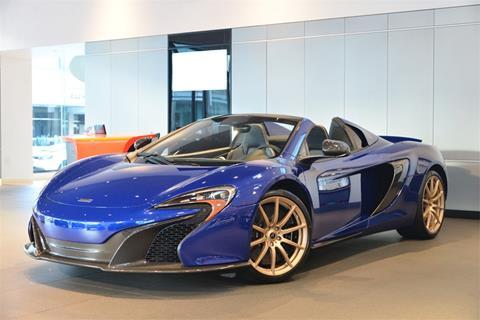 2016 McLaren 650S Spider for sale in Beverly Hills, CA