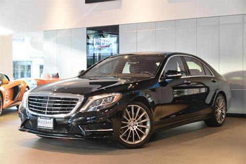 2014 Mercedes-Benz S-Class for sale in Beverly Hills, CA