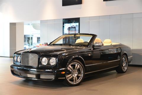 2007 Bentley Azure for sale in Beverly Hills, CA