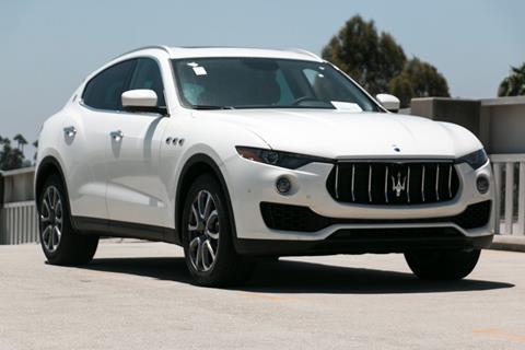 2017 Maserati Levante for sale in Beverly Hills, CA