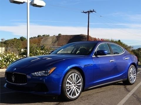 2016 Maserati Ghibli for sale in Beverly Hills, CA