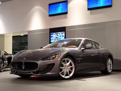 2016 Maserati GranTurismo for sale in Beverly Hills, CA