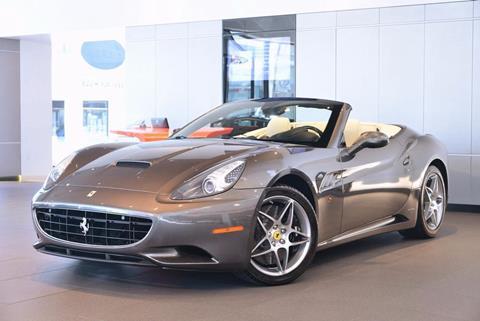 2010 Ferrari California for sale in Beverly Hills, CA