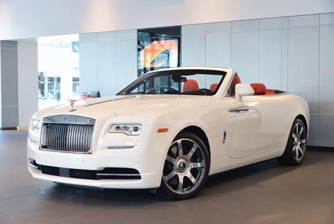 2016 Rolls-Royce Dawn for sale in Beverly Hills, CA