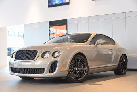 2010 Bentley Continental Supersports for sale in Beverly Hills, CA