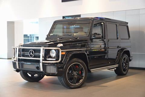 2016 Mercedes-Benz G-Class for sale in Beverly Hills, CA