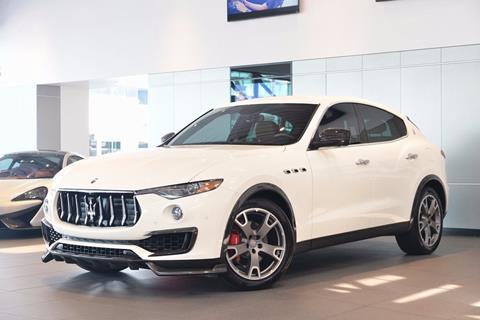 2018 Maserati Levante for sale in Beverly Hills, CA