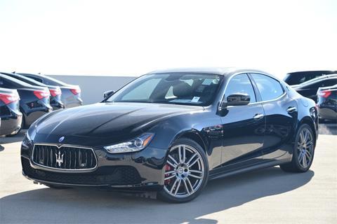2017 Maserati Ghibli for sale in Beverly Hills, CA