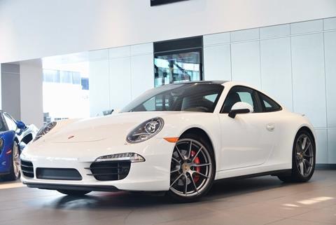 2015 Porsche 911 for sale in Beverly Hills, CA