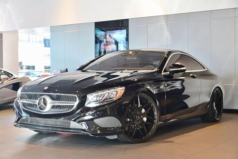 2015 Mercedes-Benz S-Class for sale in Beverly Hills, CA