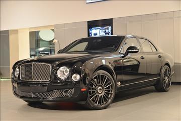 2016 Bentley Mulsanne Speed for sale in Beverly Hills, CA