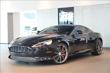2012 Aston Martin Virage for sale in Beverly Hills, CA