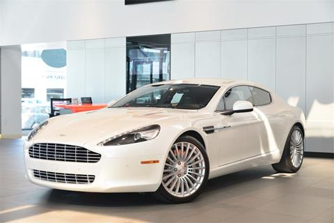 2012 Aston Martin Rapide for sale in Beverly Hills, CA