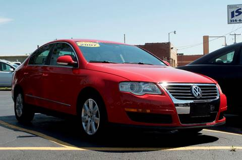 2007 Volkswagen Passat for sale in Saint Louis, MO