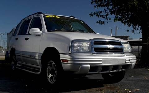 2001 Chevrolet Tracker for sale in Saint Louis, MO
