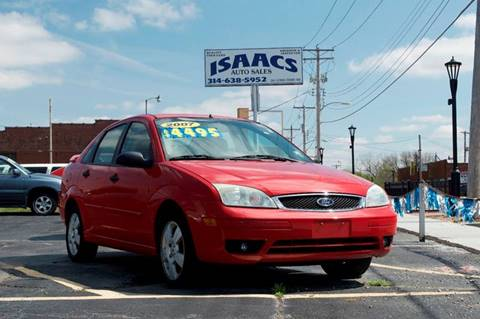 2007 Ford Focus for sale in Saint Louis, MO