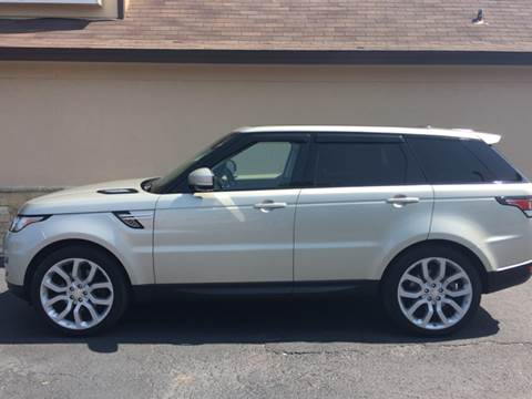 2014 Land Rover Range Rover Sport for sale in Granbury TX