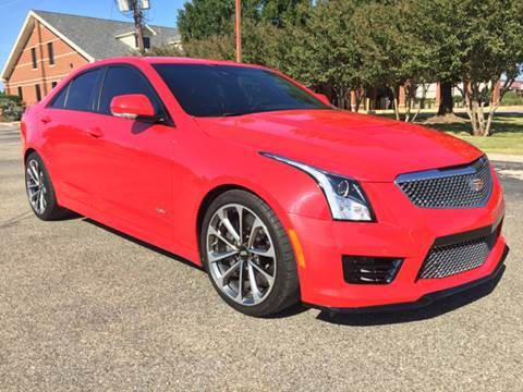 2016 Cadillac ATS-V for sale in Granbury, TX