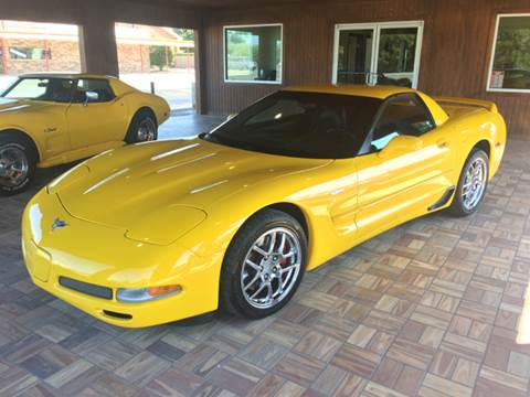 2003 Chevrolet Corvette for sale in Granbury TX