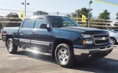 2006 Chevrolet Silverado 1500 for sale in Vineland, NJ