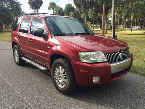 2005 Mercury Mariner for sale in Port Richey, FL