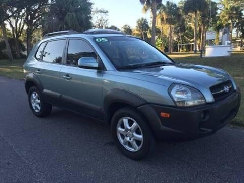 2005 Hyundai Tucson for sale in Port Richey, FL