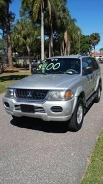 2002 Mitsubishi Montero Sport for sale in Port Richey, FL