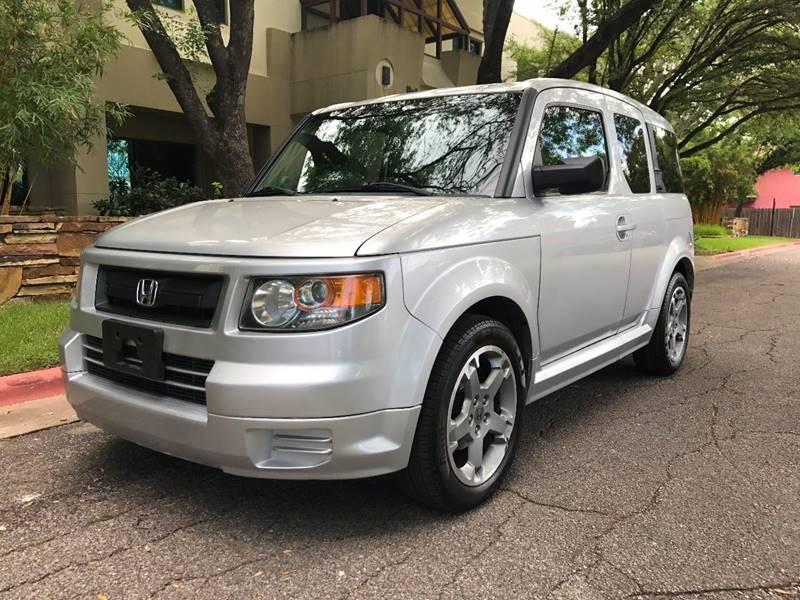 2007 Honda Element SC 4dr SUV 5A   Austin TX
