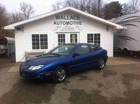 2005 Pontiac Sunfire for sale in Marietta, OH