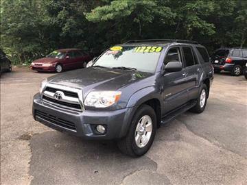 2008 Toyota 4Runner for sale in West Bridgewater, MA