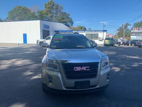 2013 GMC Terrain for sale in West Bridgewater, MA