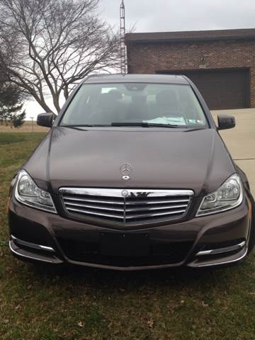2014 Mercedes-Benz C-Class for sale at SOUTHERN YORK MOTORS in New Freedom PA