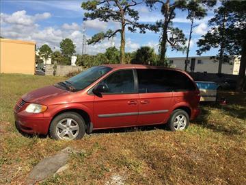 2005 Dodge Caravan for sale in Saint Petersburg, FL
