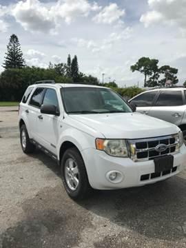 2006 Ford Escape for sale in Lake Worth, FL