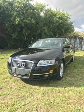 2006 Audi A6 for sale in Lake Worth, FL