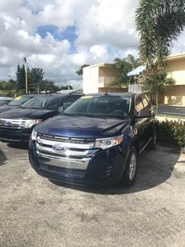 2008 Ford Edge for sale in Lake Worth, FL