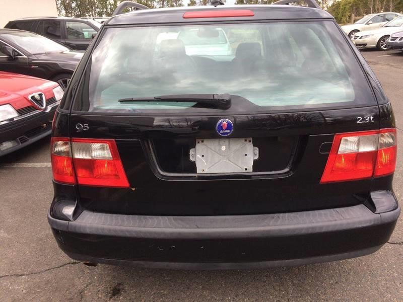 2002 Saab 9-5 Linear 2.3t 4dr Turbo Wagon - Trevose PA