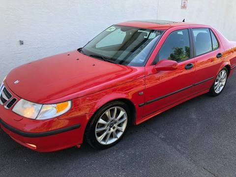 2002 Saab 9-5 for sale in Trevose, PA