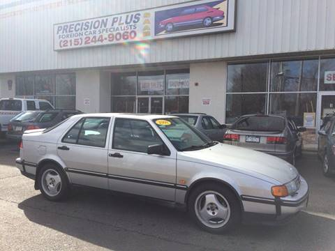 1998 Saab 9000 for sale in Trevose, PA