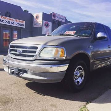 2001 Ford F-150 for sale in Phoenix, AZ