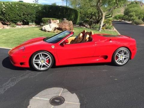 2001 Ferrari 360 Challenge Stradale for sale in Apopka, FL