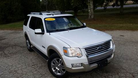 2006 Ford Explorer for sale in Milwaukee, WI