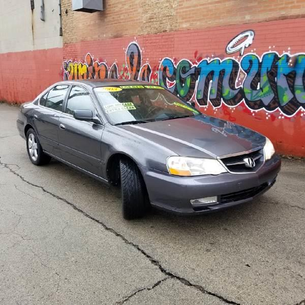 Acura TL TypeS In Milwaukee WI VCA Auto Sales - 2003 acura tl for sale