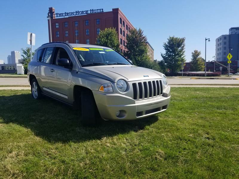 2010 Jeep Compass For Sale At VCA Auto Sales In Milwaukee WI