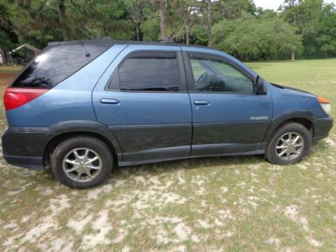 2002 Buick Rendezvous for sale in Belleview, FL