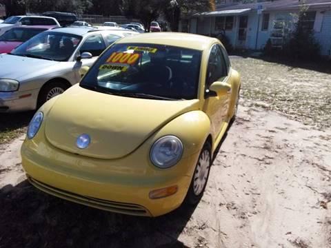 2004 Volkswagen New Beetle for sale in Belleview, FL